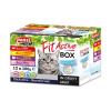 Panzi FitActive FIT-a-BOX - 4 féle húsos válogatás szószban