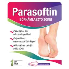 PARASOFTIN Parasoftin Bőrhámlasztó zokni 1 pár