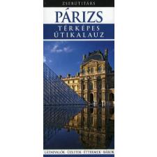 PÁRIZS - KULTURÁLIS ÚTIKÖNYV ismeretterjesztő