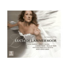 PARLOPHONE Damrau Lopez-Cobos - Donizetti: Lammemoori Lucia (Cd) rock / pop