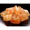 Párologtató himalájai sókristályok