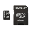 Patriot Memory Memory card with adapter Patriot Memory LX PSF16GMCSDHC10 (16 GB; Class 10)
