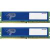 Patriot Memory RAM memory Patriot Memory Signature PSD48G2400KH (DDR4 DIMM; 2 x 4 GB; 2400 MHz; 16)