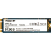 Patriot SSD Scorch M.2 PCIe 512GB Read/Write (1700/950Mb/s)