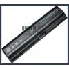 Pavilion dv6000 Series 8800 mAh 12 cella fekete notebook/laptop akku/akkumulátor utángyártott