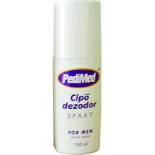 Pedimed Cipődezodor spray férfi egészség termék