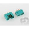 PELIKAN 7925/5 MPX csatlakozó - zöld, 5 pár