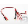 PELIKAN 7986 töltő kábel COMBO (Dean-T, gold 2, 3.5, 4, Tamiya)