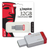 Pendrive, Kingston 32GB, DT50, (artisjus matricával ellátva)