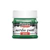 Pentacolor Kft. Pentart Fényes fenyőzöld színű akril bázisú hobbi festék 50 ml