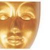 Pentart Metál akrilfesték 100 ml arany