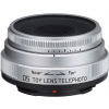 Pentax Toy Lens Telephoto 18mm f/8 Pentax Toy Lens Telephoto 18mm f/8 objektív /22117/