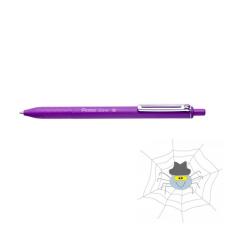 Pentel Golyóstoll PENTEL iZee nyomógombos 0,35 mm lila toll