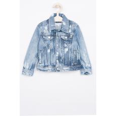 Pepe Jeans - Gyerek rövid kabát Legendary x Wiser Wash 92-180 cm - kék - 1317688-kék
