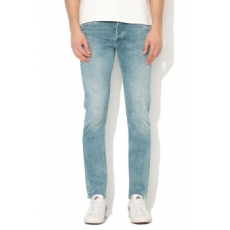 Pepe Jeans London , Spike Regular Fit farmernadrág, Világoskék, W30-L32 (PM200029GD0-000-W30-L32)