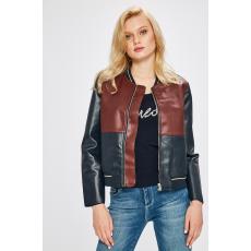 Pepe Jeans - Rövid kabát bomber Katia - sötétkék - 1314738-sötétkék