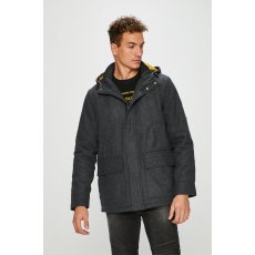 Pepe Jeans - Rövid kabát Stratford - szürke - 1442951-szürke