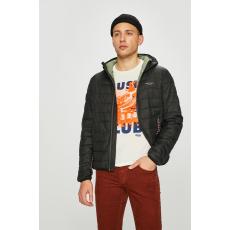 Pepe Jeans - Rövid kabát Whitehall - fekete - 1455915-fekete 23cc53d8d0