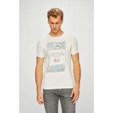 Pepe Jeans - T-shirt Dellianle - fehér - 1448271-fehér