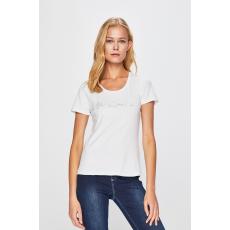 Pepe Jeans - Top Angelica - fehér - 1565661-fehér