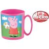 Peppa Pig Micro bögre, Peppa Pig