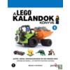 Perfact-Pro A LEGO® kalandok könyve 1. - Autók, várak, dinoszauruszok és sok minden más! - Megan Rothrock