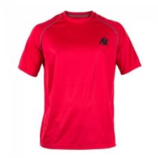 PERFORMANCE T-SHIRT (RED/BLACK) [XXXL]
