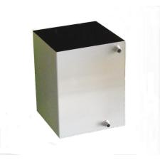 Perogáz 80 literes acél nyitott tágulási tartály hűtés, fűtés szerelvény
