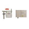 Perogáz Peró Gáz T21 R 22 Fali szabályozó- mérőállomás kilépőoldal réz