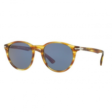 Persol PO3152S 904356 STRIPED BROWN YELLOW BLUE napszemüveg