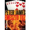 Peter James Emésztő tűz