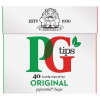 PG Tips filteres fekete tea 40 filter 116 g