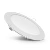 Phenom Beépíthető LED panellámpa 18W - kör hidegfehér (Panellámpa)