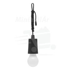 Phenom Húzókapcsolós LED lámpa fekete izzó