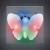 Phenom Színes LED irányfény Pillangó - 230 V (Irányfény)