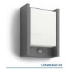 Philips Arbour IR antracit LED kültéri fali lámpa, 4000K, 1x6W - 1646193P3