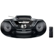 Philips AZ787 hordozható cd és kazettás rádió hangszóróval