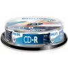 Philips CD-R 52x 10db hengeres