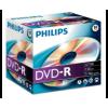 Philips DVD-R 4.7 GB 16X normál tokos