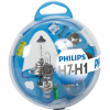 Philips Essential Box H1/H7 55W 12V 55720EBKM +30%