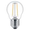 Philips Filament LEDluster ND 2W E27 827 2700K P45 CL