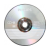 Philips ÍRHATÓ CD PHILIPS 700MB 52X PAPÍRTOKOS