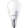 "Philips LED izzó, E14, csillár, 5,5W, 470lm, 230V, 2700K, P45, PHILIPS ""CorePro"""