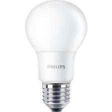 """Philips LED izzó, E27, gömb, 8W, 806lm, 2700K, A60,  """"CorePro"""" izzó"""