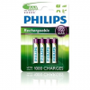 Philips R03B4A95 4 darab