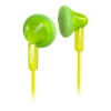 Philips SHE3010GN/00 In-ear Fülhallgató, Zöld (SHE3010GN/00)