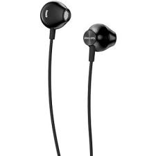 Philips TAUE100BK fülhallgató, fejhallgató
