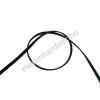 Phobya Flex Sleeve 6mm Fekete - 1m