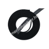 Phobya Simple Sleeve Kit 10mm Fekete - 2m, Heatshrink 30cm