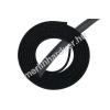 Phobya Simple Sleeve Kit 13mm Fekete - 2m, Heatshrink 30cm